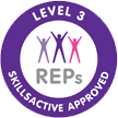 Skillsactive Approved - Level Three